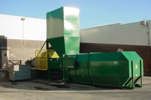 A trash compactor can help keep your business tidy, reduce waste collection costs, and help the environment.